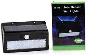 Zahab 6 Watt 30 Led solar Outdoor Wall Light