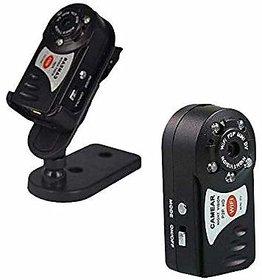 Mini Portable P2P WiFi IP Camera Indoor/Outdoor Hd Dv Hidden Spy Camera Video Recorder Security, Remote View
