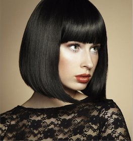 Sellers Destination  short synthetic hair wig for women (size 22,black)