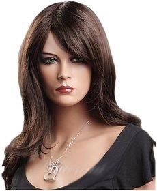 Sellers Destination  Short synthetic hair wig for men(size 8,Black)