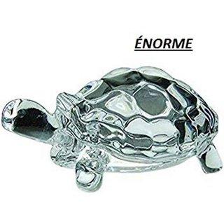 ENORME Crystal Turtle Tortoise For Feng Shui And Vastu Pack Of 2
