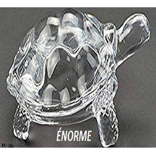 ENORME Crystal Turtle Tortoise For Feng Shui And Vastu Pack Of 3