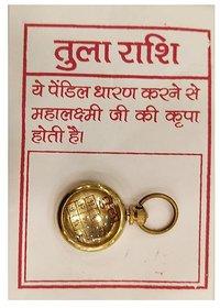 Tula Libra Rashi Yantra Pendant Locket for men and women