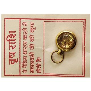 Taurus Rashi Yantra Ashtadhatu Pendant for Men and Women