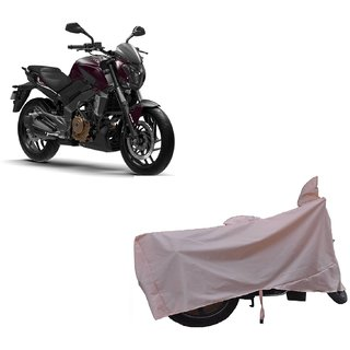 Anlope PINK (4X4) Bike Body Cover For Bajaj Dominar 400