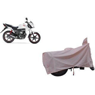 Anlope PINK (4X4) Bike Body Cover For Honda CB Twister