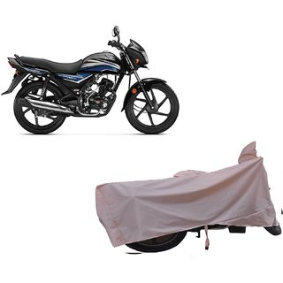 Anlope PINK (4X4) Bike Body Cover For Honda Dream Neo