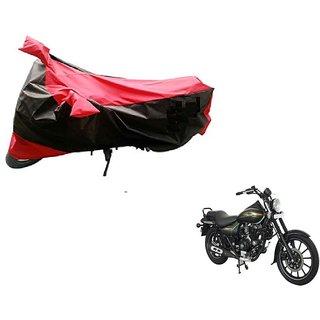 Anlope RED AND BLUE Bike Body Cover For Bajaj Avenger Street 200