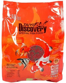 Taiyo Pluss Discovery Special Fish Food 1kg Pouch / Aquarium Purpose