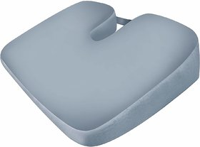 Xamax Coccyx Orthopedic Seat Cushion Helps With Sciatica Back Pain, Relief From Tailbone Pain, Use For Any Chair