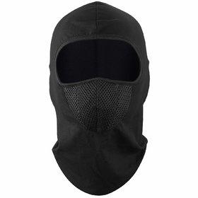 Liboni Care Black Bike Riding Pollution Face Mask for Men  Women (D38)