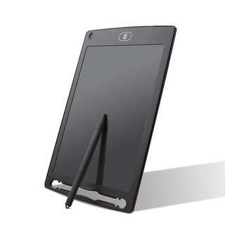 EASTERN CLUB 15R 8.5 E-Writer LCD Writing Pad Paperless Memo Digital Tablet/Notepad/Stylus Drawing for Erase Button  Pen to Write (Assorted Colour)