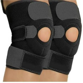 Liboni Knee Belt for Joint Pain Relief Women and Men for Ligament injuries, Knee Pain, and Support. (1 Piece)