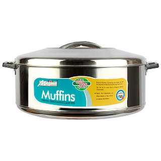 MAGMA MUFFINS ELEGANT 1000 STAINLESS STEEL HOT POT