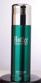 Hotice Deodorant Body Spray Attitude Men 200 Ml