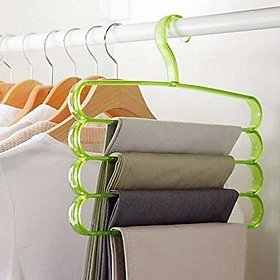 REGAL  Hanger for Scarf/Shawl/Tie/Belt/Closet Accessory Wardrobe Organizer 1 Pc (Color May Vary)