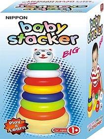 Nippon Baby Stacker Big (Multicolor)