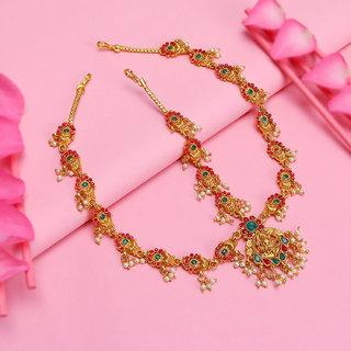 Sukkhi Elegant Gold Plated Matha Patti For Women