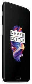 OnePlus 5 (Midnight Black 6GB RAM + 64GB memory)(Refurbished)(1 Year Warranty Bazaar Warranty)