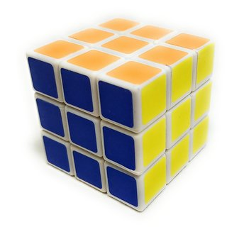 Cube 3X3 Rubik'S Magic Smooth Speed Cube 3D Puzzle Cube