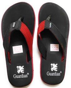 Guardian Slippers Black For Men