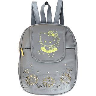 Pink Backpack For Girls 10 L Backpack (Pink)