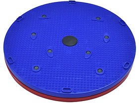 5 in one Tummy Twister  Slimmer for Weight Loss with Acupressure Points - (Red  Blue)