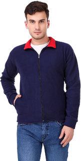 Ketex Navyblue Fleece Warm Jacket