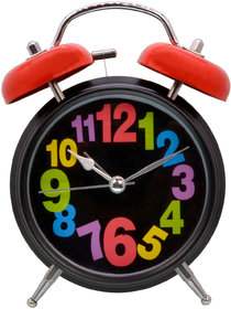 Table Desk Analog Alarm Clock - 215 E
