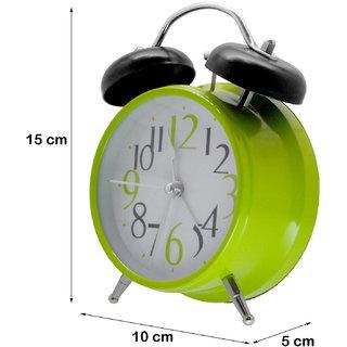 Table Desk Analog Alarm Clock - 217 D