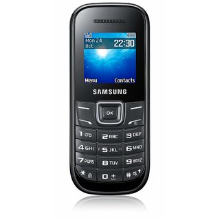 Samsung Guru 1200 Gt-E1200 Mobile With 1.8 Display/ 800 Mah Battery And Torch (6 Months Seller Warranty)