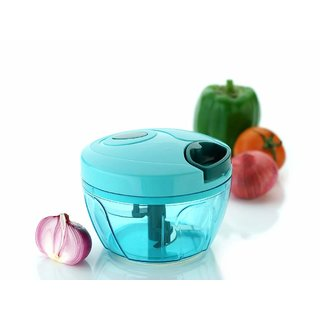 Teneza Plastic Quick Cutter, Vegetable Cutter, Handy Chopper