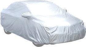 Silver Matty G1 Car Body Cover For Maruti Car