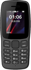 I Kall K100 1.8 Inch Display Dual Sim Feature Phone