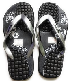 Guardian Slippers Black Sports