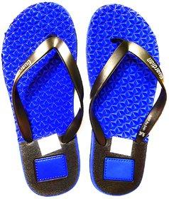 Men Slippers Blue
