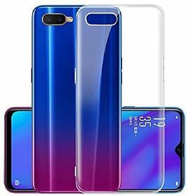 Cellmate Rock Transparent Tpu Antiscratch Design Soft Mobile Case And Cover For Oppo Realme C2