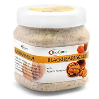 Bio Care Walnut Face Body Scrub Cream 500gm Plastic Jar