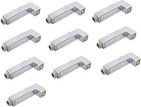 SKS - Aqua Square(Only Gun) Set of 10 pcs Health  Faucet (Single Handle Installation Type)