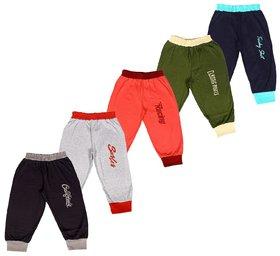 Kavin's Boys Regular Fit Cotton Three-Fourth Pants - Yash