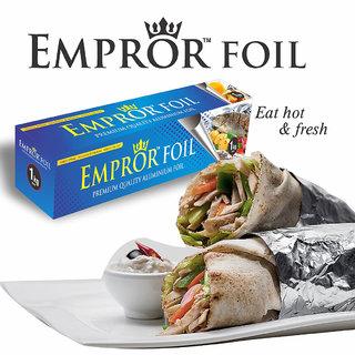 Empror Foil Premium Quality Aluminium Foil (1 Kg Net)