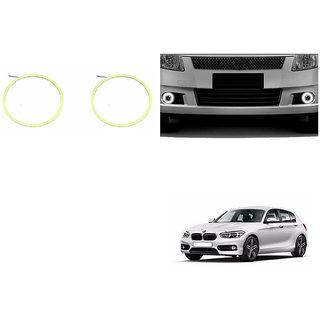 Autoladders Headlight Angel Eyes LED Light Set Of 2-White for BMW 1 Series