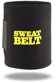 Hot Shaper Slimming Sweat Belt Shapers tummy Waist Fat Burner Neoprene SweatBelt Free Size Adjustable