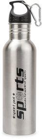 Nfi Essentials Steel Sports Bottle For Student School College Office Gym Travel Leisure 750Ml (Y83)