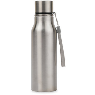 Nfi Essentials Steel Sports Bottle For Student School College Office Gym Travel Leisure 750Ml