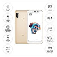 Redmi Note 5 Pro Gold Mobile ' 64Gb Rom ' 6Gb Ram ' Refurbished