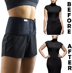 Magnetic Belly Tummy Slimming Waist Trimmer Belt Support Weight Loss Fat Neoprene - 03 I