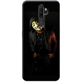Fabtoday Back Cover For Oppo A5 2020 - Design Id - 0779