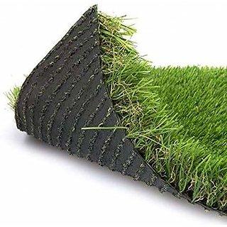 Fortune Plus Plastic Turf Carpet Mat Grass Carpet, Artificial Grass For Balcony , 25Mm Size 6.5 X2