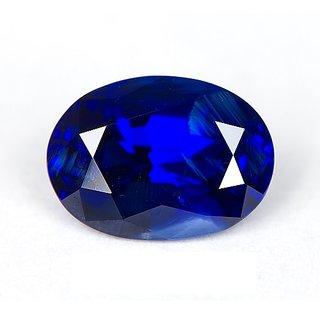 Ceylonmine- Igi Blue Sapphire Neelam/Blue Sapphire 8.00 Carat Stopne For Astrological Purpsoe